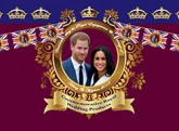 Commemorating the Royal Engagement and Marriage of Harr