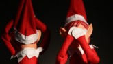 Our recent Elves Behavin' Badly Activity
